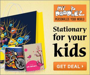 MyDoodlez.com- One stop shop for your kids' needs!
