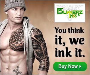 Bunkerz Inks -Upto 82% off on Body Art