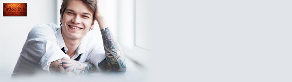 Permanent tattoo @ flat 60% discount