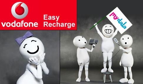 prepaid vodafone bill payment