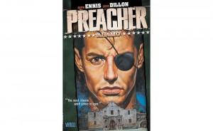 Preacher: Alamo (Volume 9) (Paperback)