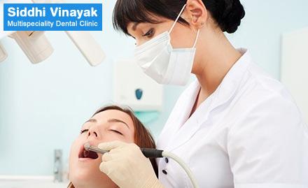Siddhi Vinayak Multispeciality Dental Clinic