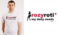 Rozy Roti T-shirt
