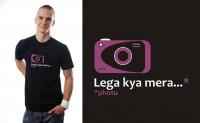 Lega kya mera? Photu T-shirt