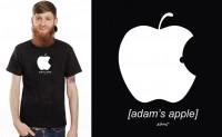 Adam's Apple T-shirt