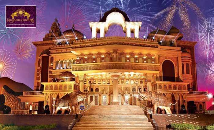 Kingdom of dreams gurgaon discount coupons