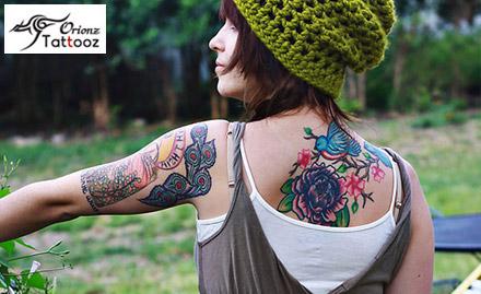 Orionz Tattooz