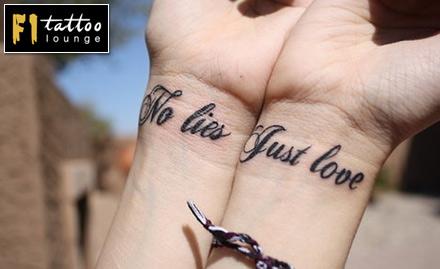 F1 Tattoo Lounge deal
