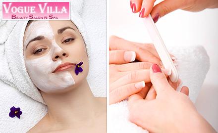 Vogue Villa Deal, Offer