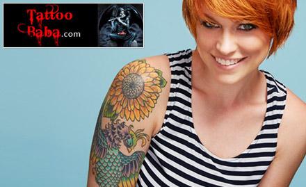 Tattoo Baba Malviya Nagar - 50% off on body art. Redefine your style statement!