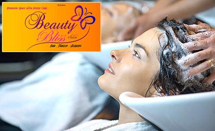 Beauty Bliss Salon deal