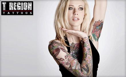 Tattoo Region