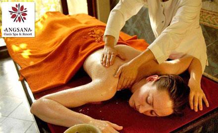 25% off on ayurvedic spa - rejuvenation lavanya. Enjoy complete relaxation for 150 minutes!