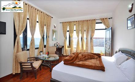 Green Oak Resort deal