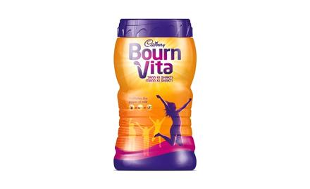 Get Rs 30 cashback on Cadbury Bournvita - 500 gm