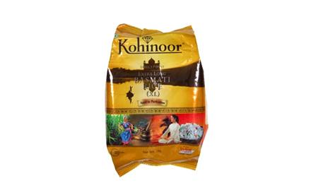 Get Rs 25 cashback on Kohinoor Gold Basmati Rice - 1 kg