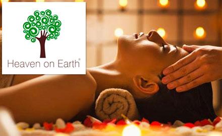 Upto 32% off on hair, beauty & wellness services. Enjoy hair spa, body massage, foot reflexology & more!