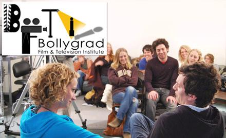 Bollygrad Film & Television Institute deal