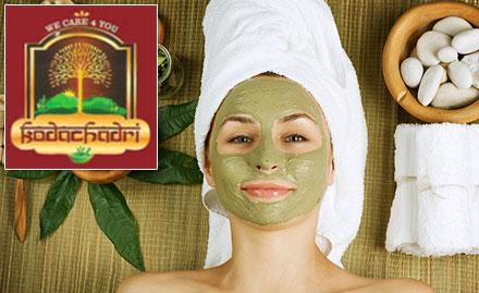 40% off on Ayurvedic treatments. Choose from Kerela body massage, Shirodhara, ayurvedic facial and more!