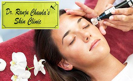 Dr Ranju Chawla\'s Skin Clinic deal
