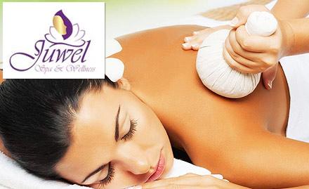 30% off on Aromatherapy, Thai massage, Balinese massage or Swedish massage!