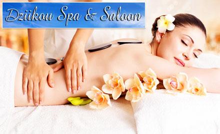 30% off on spa services. Get Thai massage, aroma massage, Balinese massage or more!