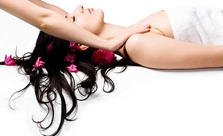 40% off on Swedish Massage, Balinese Massage, Aroma Massage, Reflexology Therapy and more!