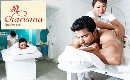 50% off! Get Thai Massage, Deep tissue Massage, Balinese Massage and more!