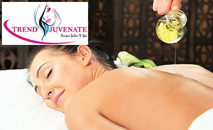 35% off! Get Swedish Massage, Deep Tissue Massage, Aromatherapy and more!