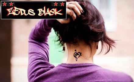 Zedus Black deal