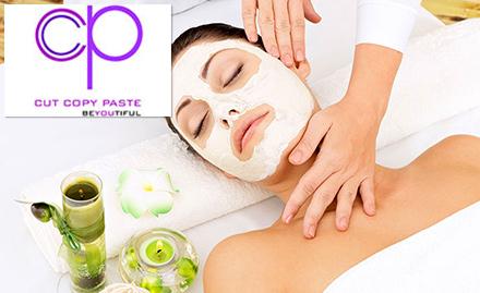 Upto 50% off on salon & spa services