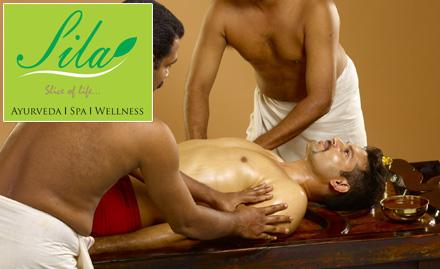 Sila Ayurveda Spa N Wellness deal