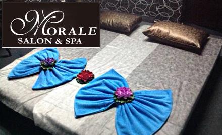 Morale Salon & Spa deal