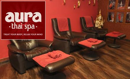 Aura Thai Spa deal