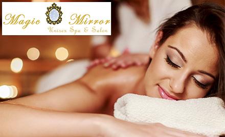Upto 50% off on spa & salon services!