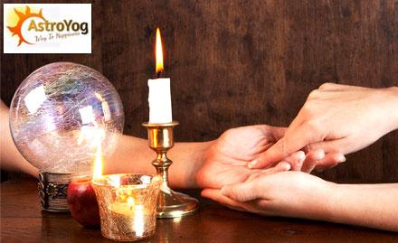 Astrologer Pradeep Verma deal