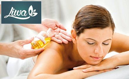 40% off on Swedish massage, Aroma massage or Deep tissue massage!