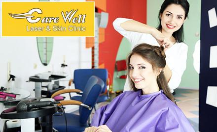 Carewell Unisex Salon deal