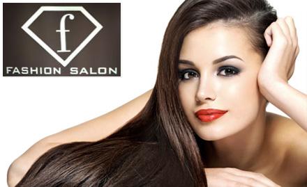 30% off on haircut, facial, hair spa and more!