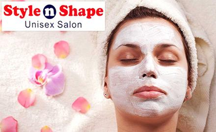 Upto 62% off on salon services. Get bleach, facial, hair wash, hair cut, hair spa, manicure and more!