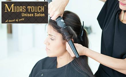 30% off on salon services