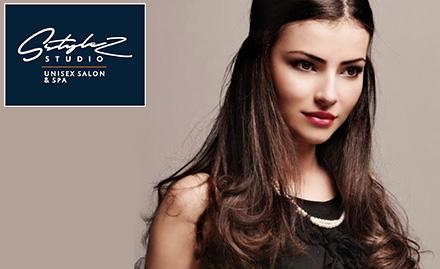 Rs 2999 for hair rebonding, hair spa & haircut worth Rs 6000