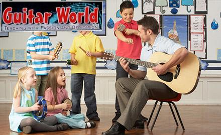 Guitar World deal
