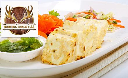Enjoy 20% off on biryani, pizza, starters & more!