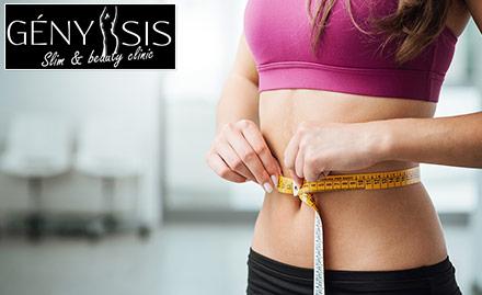 Genysis Slim & Beauty Clinic deal