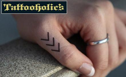 Tattooholics deal