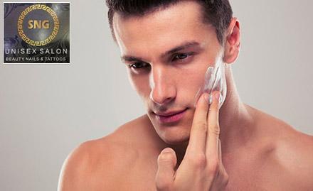 40% off on facial, bleach, hair spa & more!