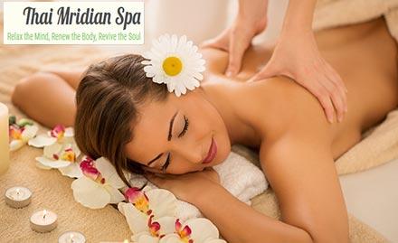 Thai Mridian Spa deal