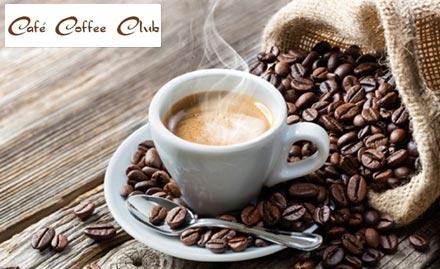 Cafe Coffee Club deal