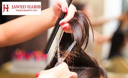 Jawed Habib Hair & Beauty Salon deal